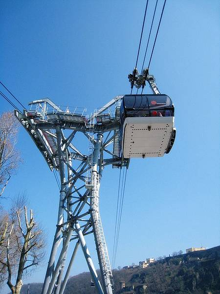 Koblenz cable car