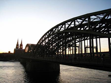Hohenzollern brücke