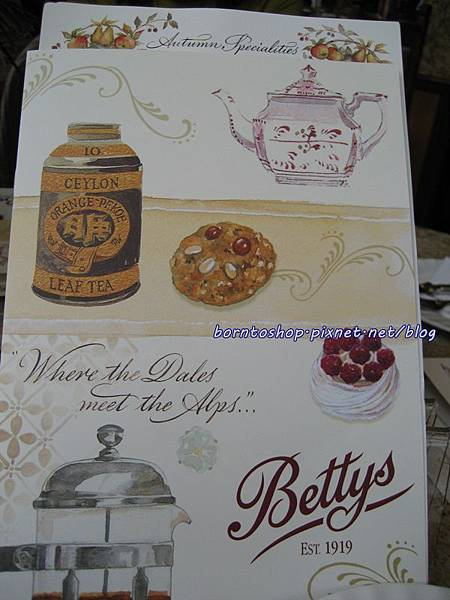 Betty's Tea Room
