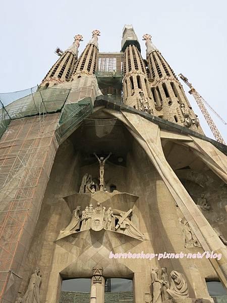 La Sagrada Familia西班牙聖家堂