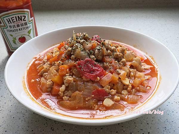 茄汁鮮蔬肉醬