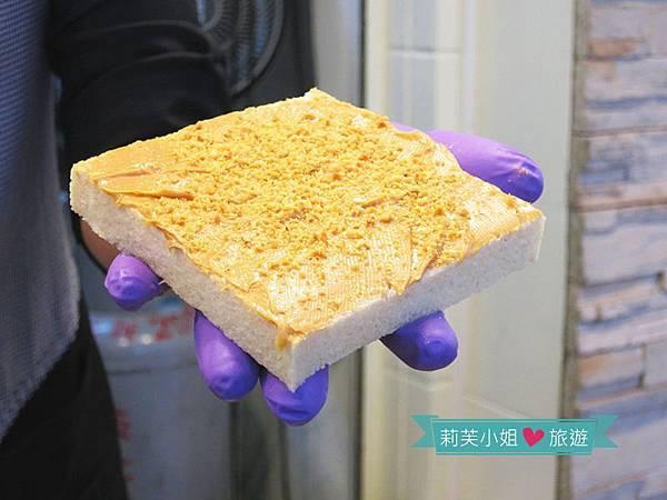 黃金炙燒吐司
