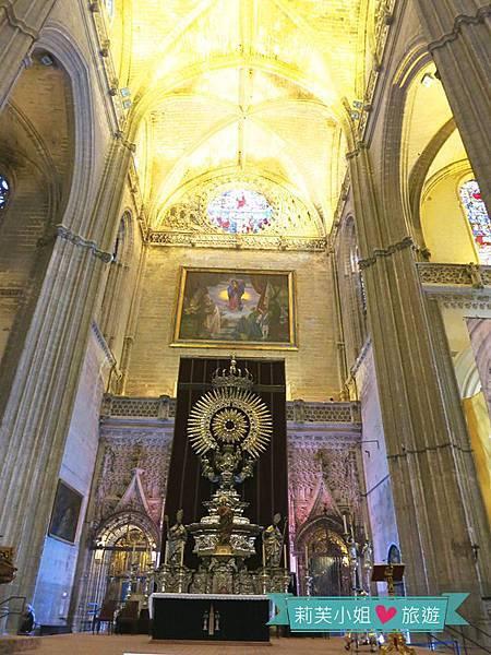 塞維亞大教堂