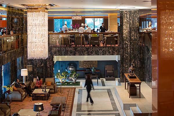 文華東方酒店