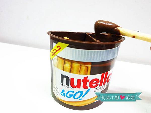 Nutella巧克力