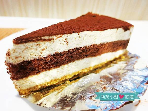 [美食] 台北 CP值高的平價蛋糕 – 提拉米蘇精緻蛋糕 (承德店) (中山站)