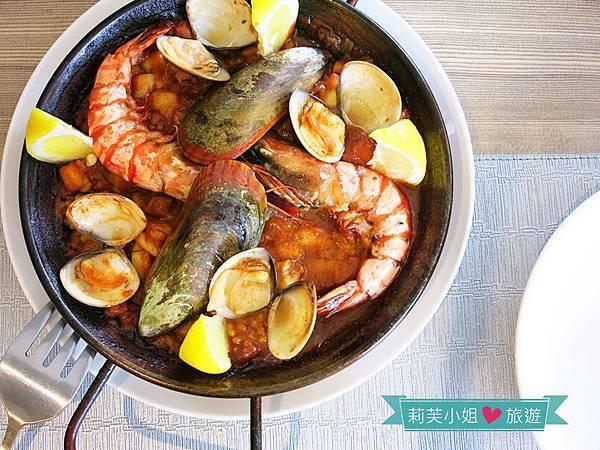 AN58西班牙創意料理