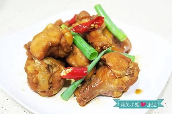 [食譜] 20分鐘快速上菜之冰糖醬油滷雞腿 (使用金美滿無糖醬油)