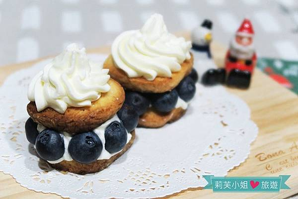 藍莓檸檬餅乾