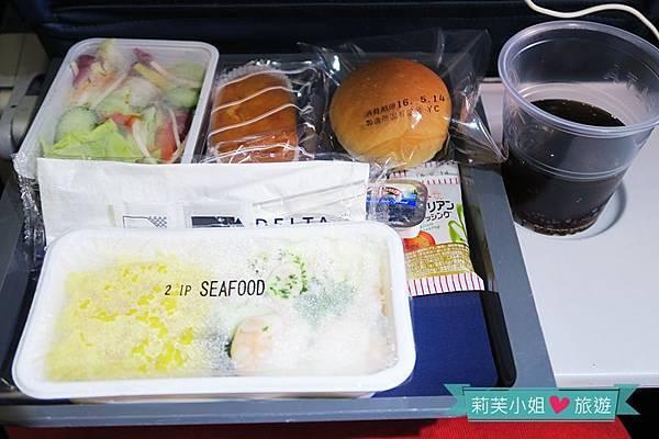 達美航空飛機餐