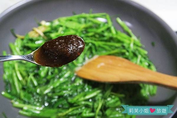 醬炒空心菜