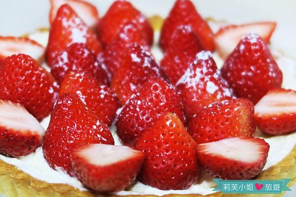 馬斯卡彭草莓塔