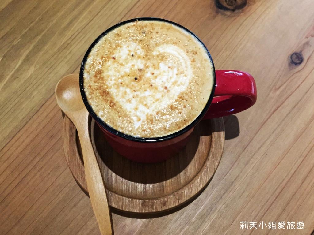 鹹花生咖啡