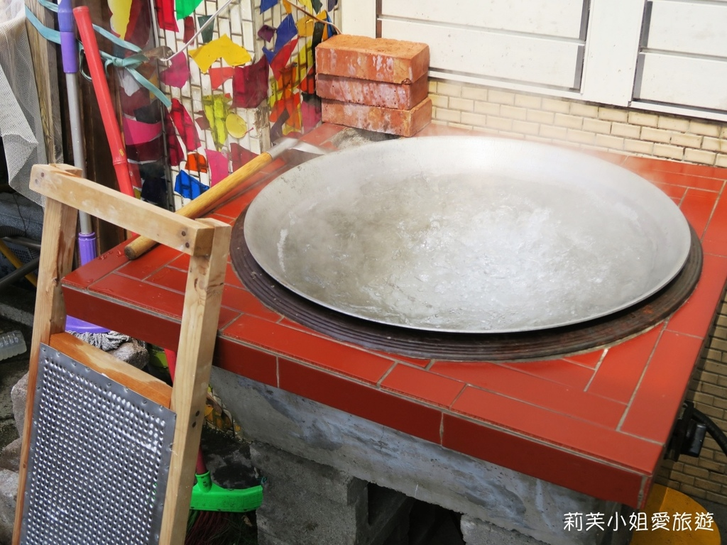 手工米苔目