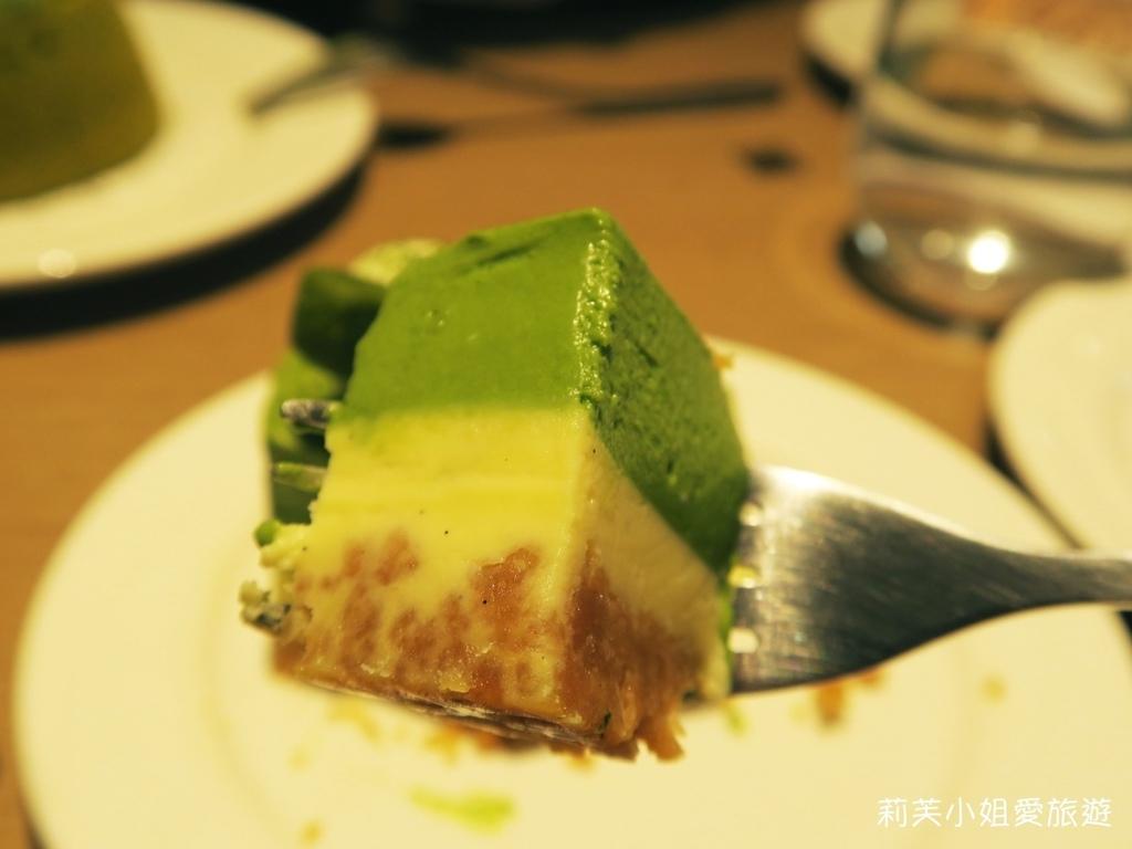 抹茶生乳酪蛋糕