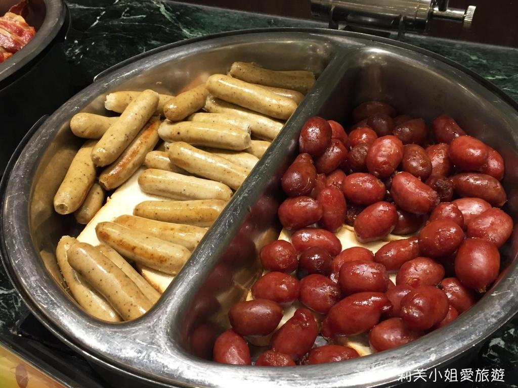 長榮桂冠早餐