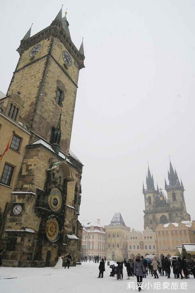 布拉格舊城區