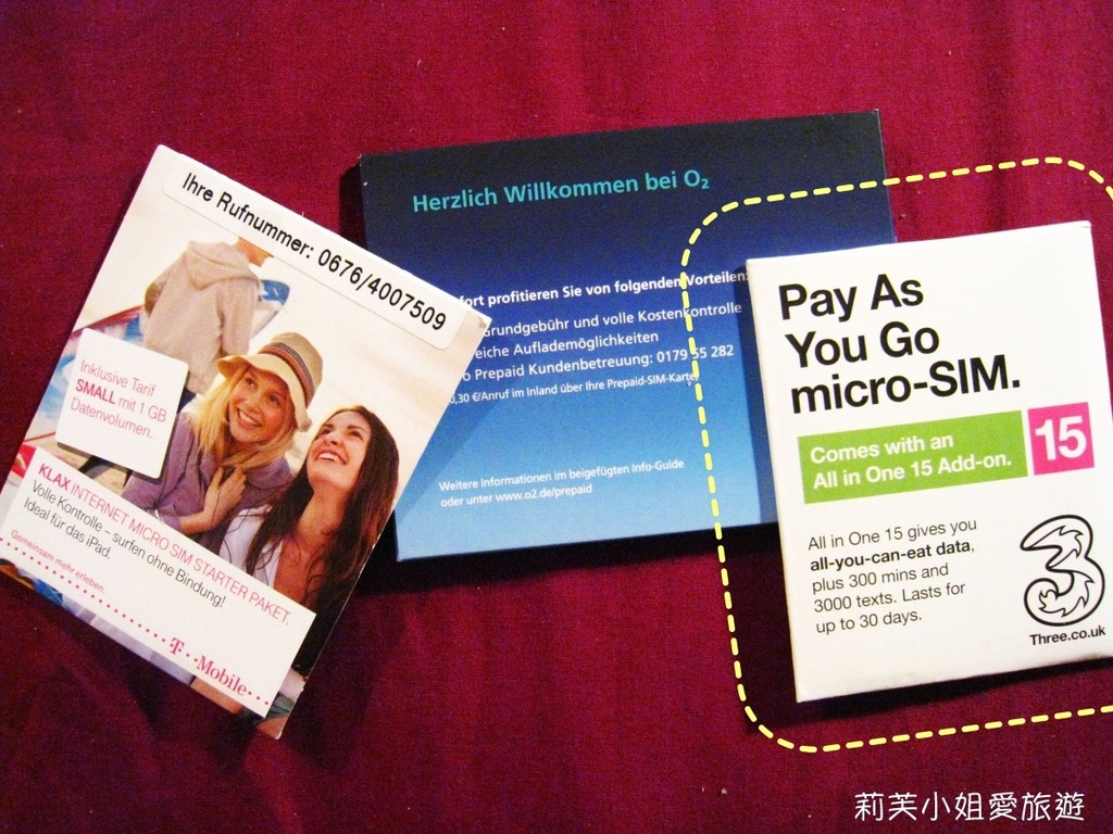 3 mobile sim card