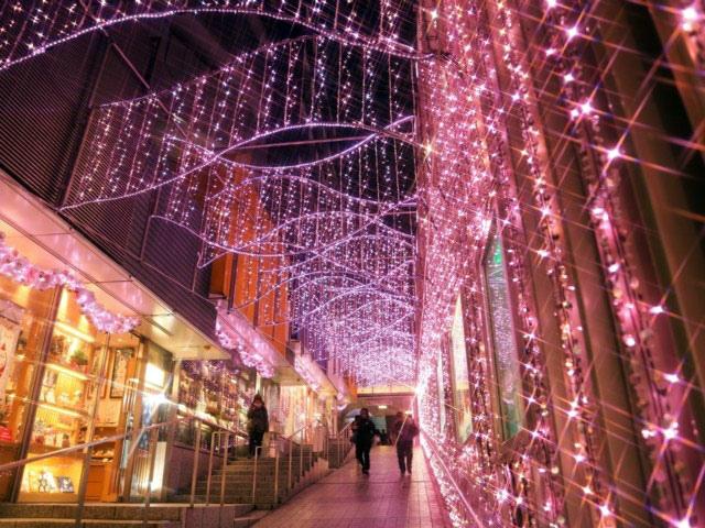 新宿聖誕節