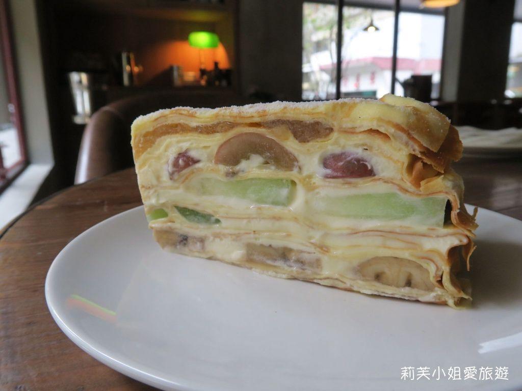 水果千層蛋糕