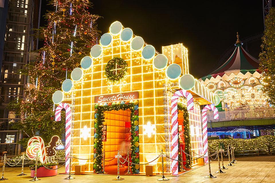 東京巨蛋城遊樂園