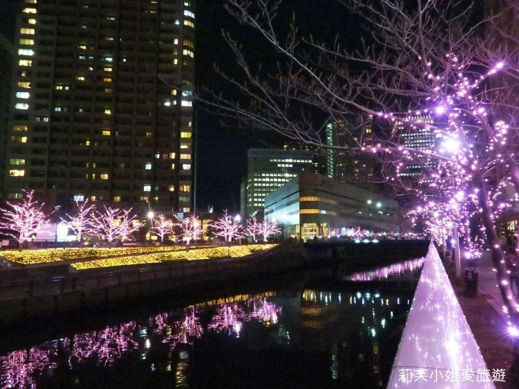 目黑川聖誕點燈