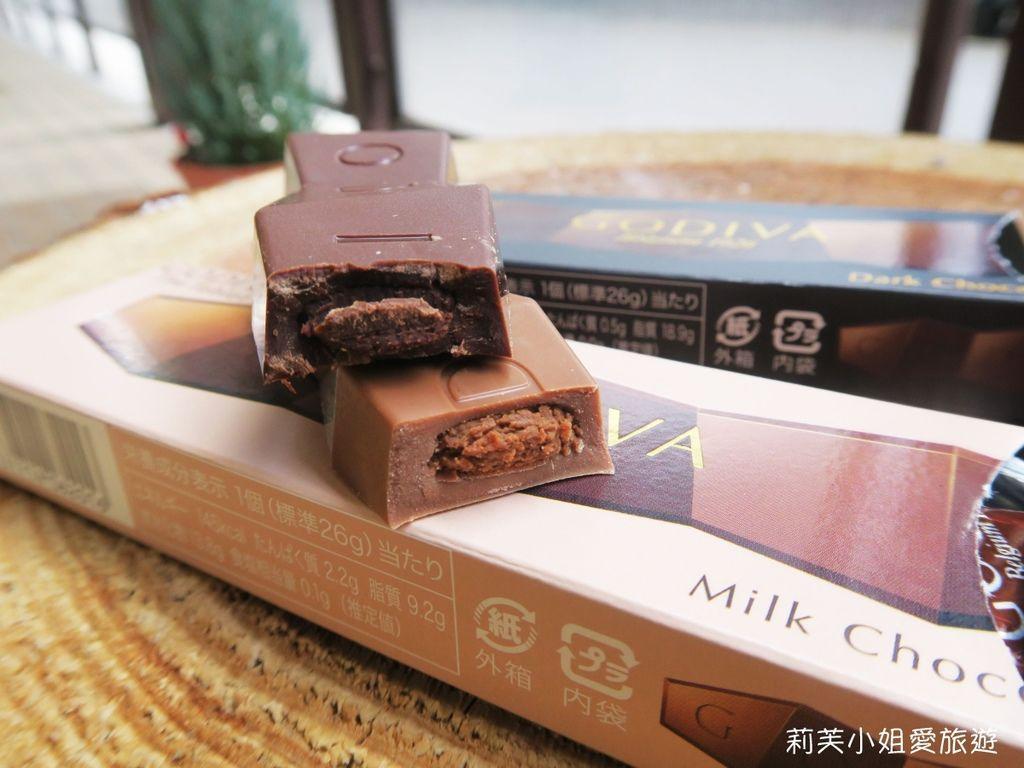 GODIVA 巧克力