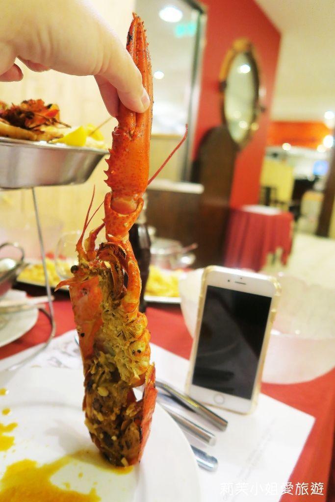 巴黎必吃龍蝦