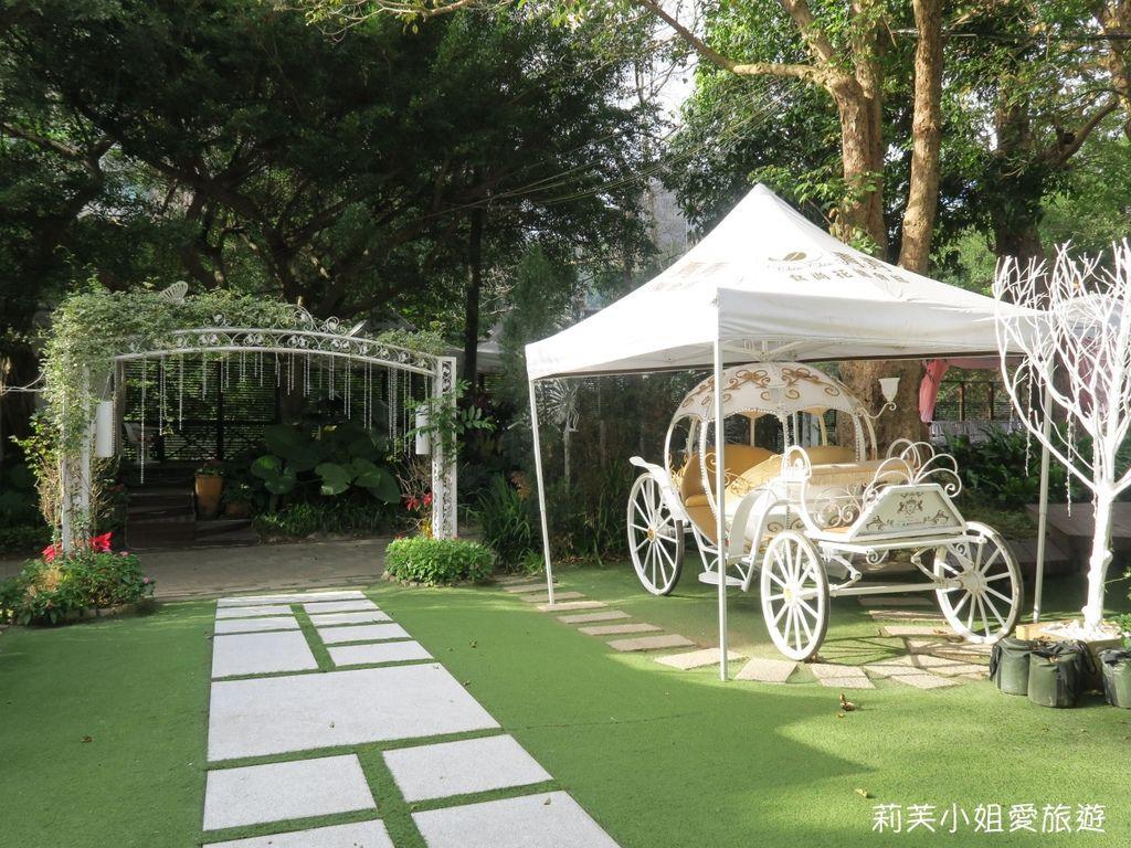 青青食尚花園會館