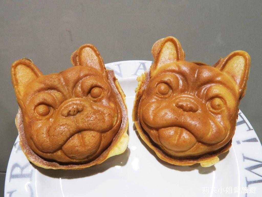 犬首燒雞蛋糕