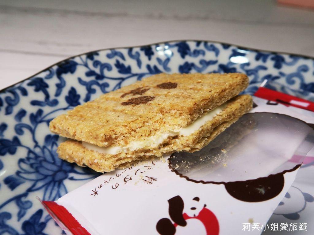 熊貓奶油夾心餅乾