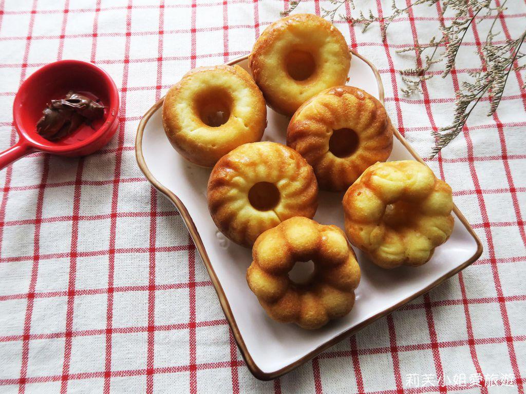甜甜圈鬆餅