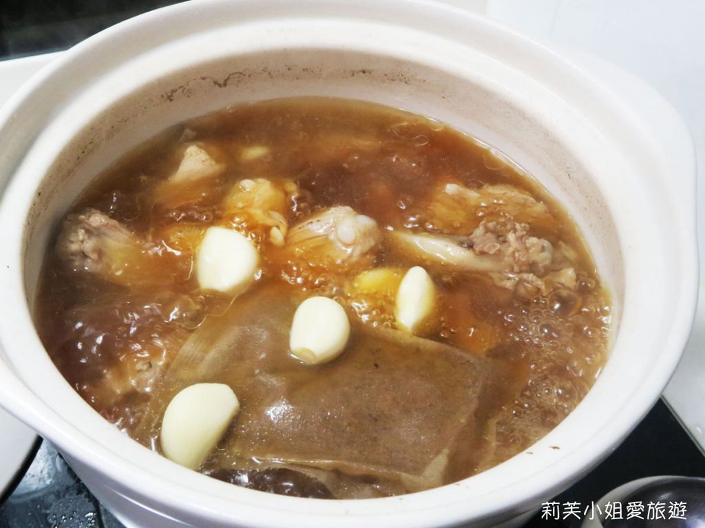 肉骨茶排骨湯