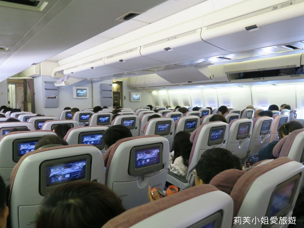 中華航空747