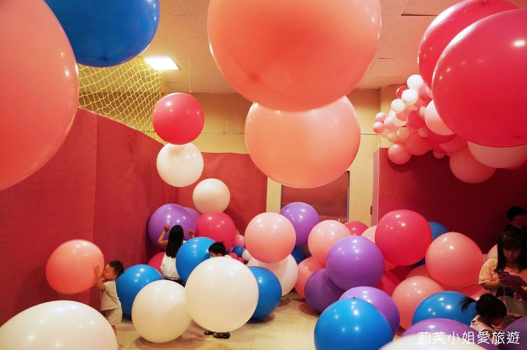 免費氣球展