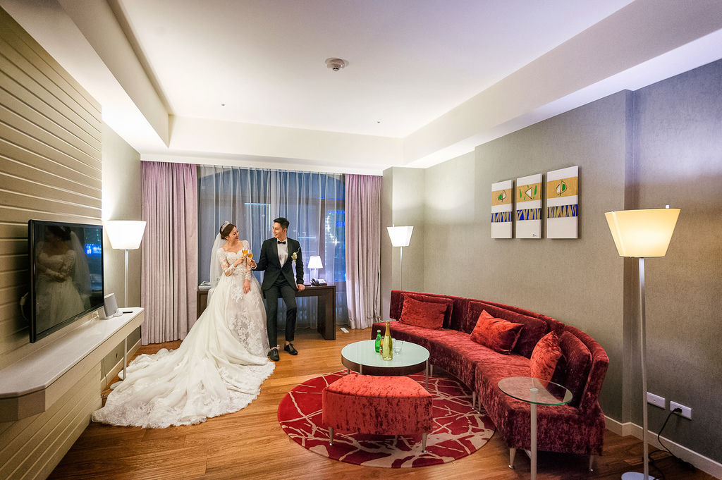 維多麗亞酒店婚禮