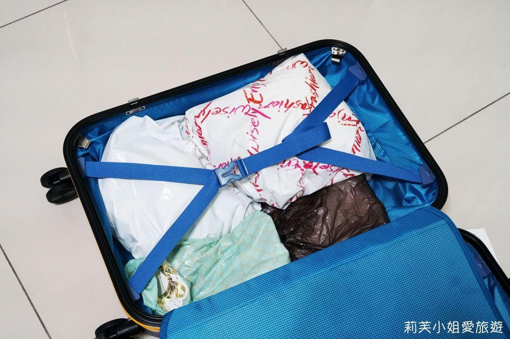 JACKY W 行李箱
