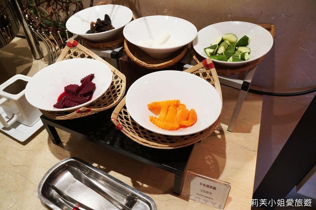 台南和逸飯店早餐