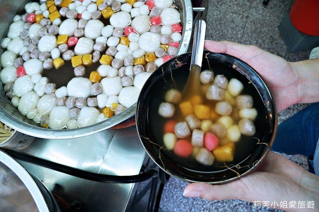 客家自製湯圓