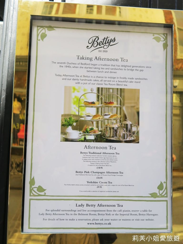 Bettys' Cafe Tea Room