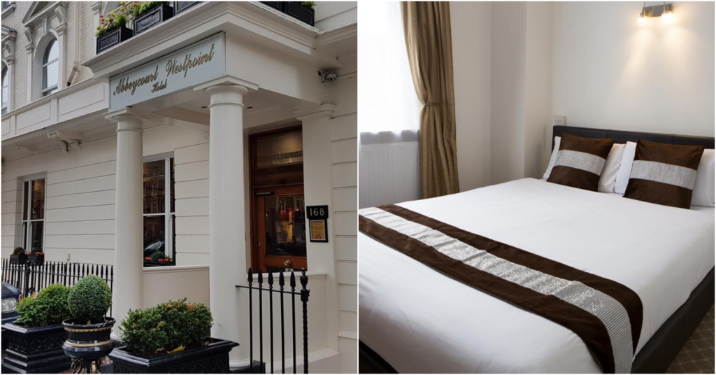 paddington旅館