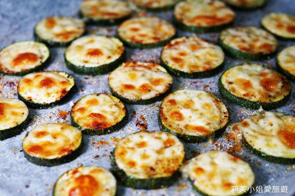 焗烤起司櫛瓜