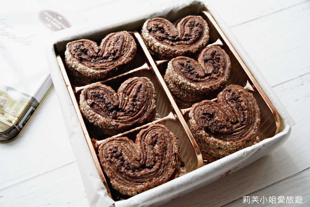 帝苑蝴蝶酥巧克力