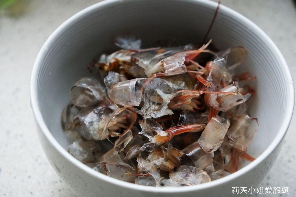 檸檬蘆筍炒鮮蝦