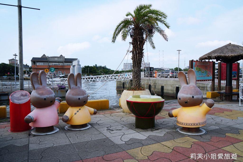淡水漁人碼頭免費