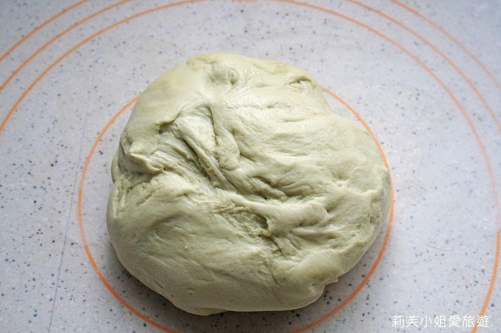 發酵桔揚T世家抹茶粉麵團