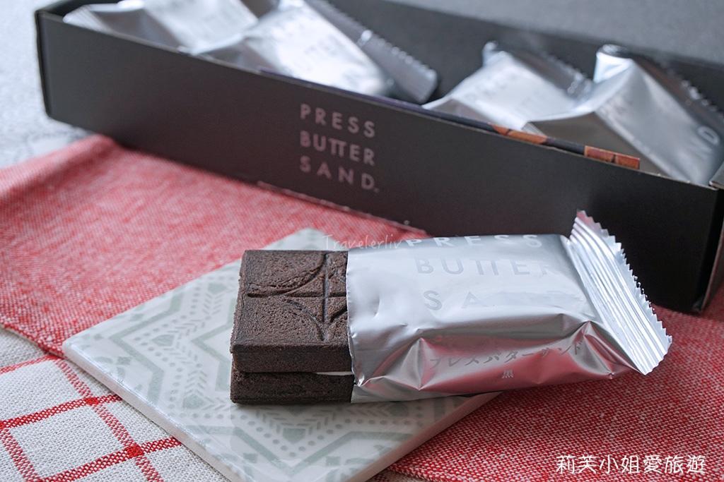 Press Butter Sand 巧克力
