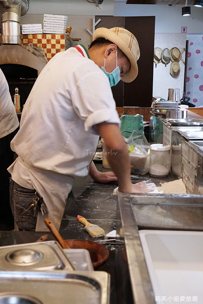 義大利米蘭手工窯烤披薩