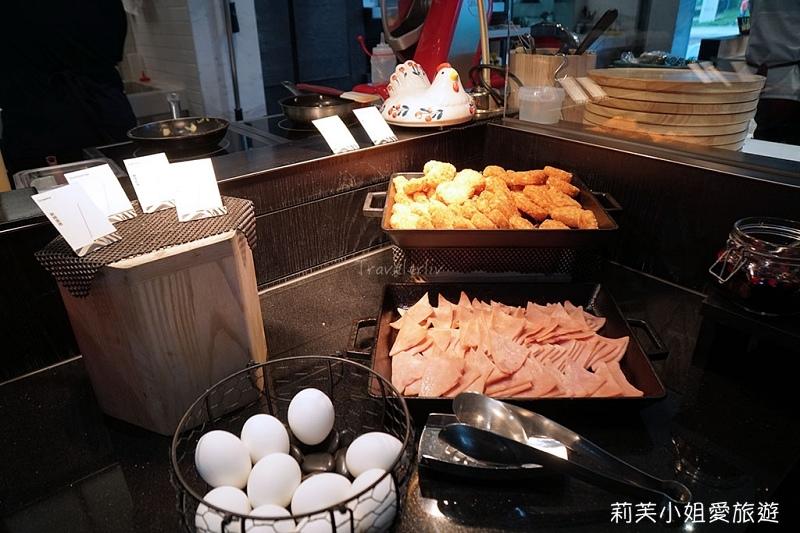 台中大毅老爺行旅早餐