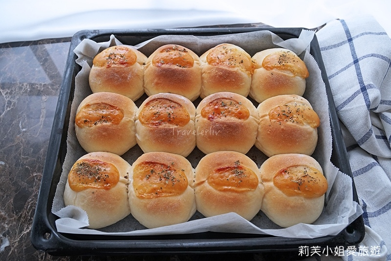 明太子麵包